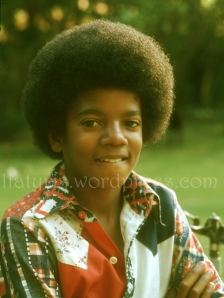 Photo of Michael Jackson