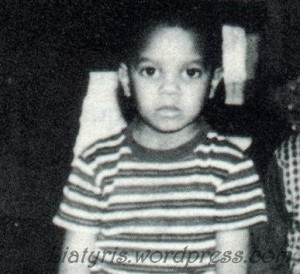 fotos michael jackson crianca