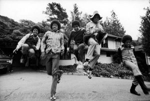 Michael Jackson;Tito Jackson;Marlon Jackson;Jackie Jackson;Jermaine Jackson