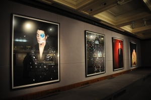 Arno Bani's exclusives photos of Michael Jackson presented in Paris